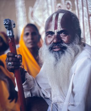 PILGRIM, PUSHKAR, INDIA