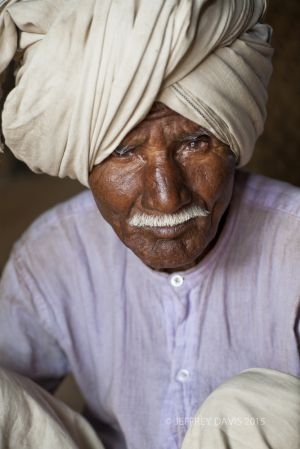 VILLAGE ELDER, RAJASTHAN, INDIA