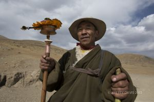 SPINNING PRAYERS, MOUNT KAILASH, TIBET