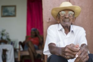 REFLECTIONS, MANUEL, RETIRED SUGAR CANE FARMER, TRINIDAD, CUBA