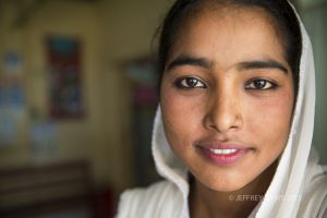 RABEA, NURSE IN TRAINING, COX'S BAZAR, BANGLADESH