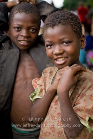 SIBLINGS UNITE AT RURAL HEALTH CLINIC, MALAWI, AFRICA