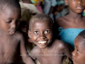 A SMILE IN MOTION, CENTRAL MALAWI VILLAGE, AFRICA