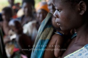 PATIENCE IN THE STORM, RURAL HEALTH CLINIC, MALAWI, AFRICA