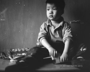 YOUNG BOY WITH PHYSICAL HANDICAPS SEEKS ADOPTION, CENTRAL CHINA
