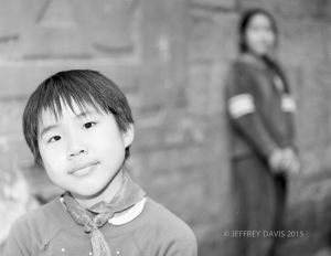 SISTERS ABANDONED AT BIRTH DREAM OF A BRIGHTER FUTURE, ORPHANAGE, CENTRAL CHINA