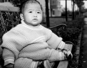 BUNDLED, ORPHANAGE, CENTRAL CHINA