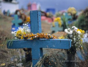 FAITH IN COLOR, CEMETERY, CHICHI, GUATEMALA
