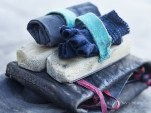 TOOLS FOR PROSTRATION, JOKHANG TEMPLE, LHASA, TIBET