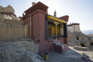 TSAPARANG, ANCIENT GUGE REGION, TIBET