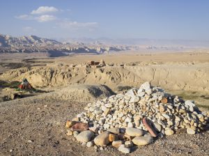 PRAYER ROCKS, ANCIENT GUGE REGION, TIBET