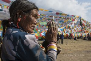 PRAYER AND RENEWAL, MOUNT KAILASH, TIBET