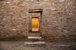 GATEWAY TO TIME, CHACO CANYON, NEW MEXICO