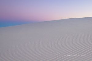 SUNRISE, WHITE SANDS NATIONAL PARK, NEW MEXICO