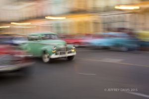 ANTIQUES IN MOTION, HAVANA, CUBA
