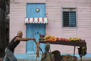 STORE ON WHEELS, REGLIA, CUBA