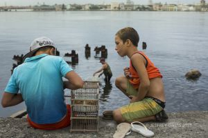 CRAFTING THE PLAN, FISHING, REGLIA, CUBA