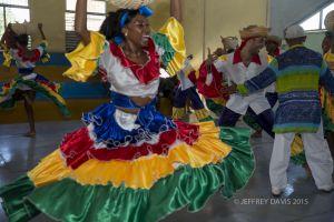 AFRO CUBAN DANCE, GUANTANAMO, CUBA