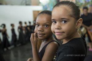YOUNG DANCERS, COMPASS, HAVANA, CUBA