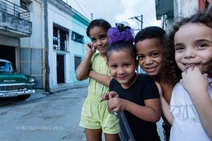 NEIGHBORHOOD CONNECTIONS, REGLA, CUBA