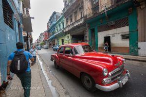 CENTRAL HAVANA, CUBA