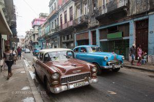 DAILY LIFE, CENTRAL HAVANA, CUBA