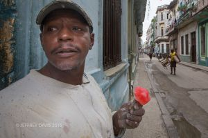 CARLO, OLD HAVANA, CUBA