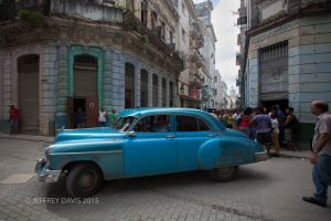 CORNER OF TIME, OLD HAVANA, CUBA