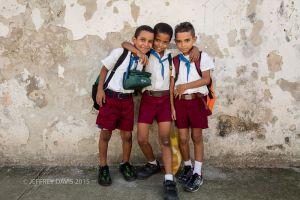 THREE AMIGOS, COSA BLANCA, HAVANA REGION, CUBA