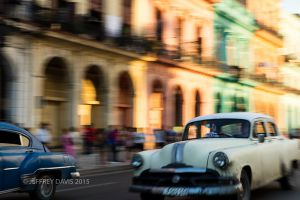 PASSEO Del PRADO, OLD HAVANA, CUBA