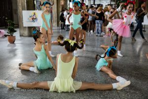 PROTEGES, NATIONAL SCHOOL FOR DANCE, HAVANA, CUBA