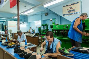GOVERNMENT SHOE FACTORY, HAVANA, CUBA