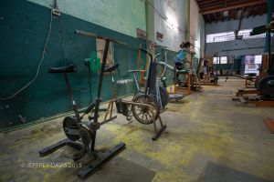 CYCLING EQUIPMENT, GYM FOR HAVANA, CUBA