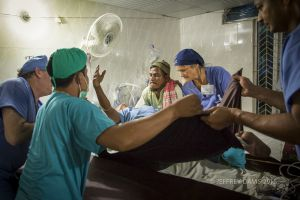 MOHAMMED, POST SURGERY RECOVERY, HOPE HOSPITAL, COX'S BAZAR, BANGLADESH