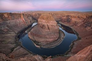 MEANDER, HORSESHOE BEND, PAGE, ARIZONA, 2012, SERIES B