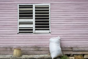 FARM HOUSE, KIRIBI VILLAGE, EASTERN CUBA, 2014, SERIES A