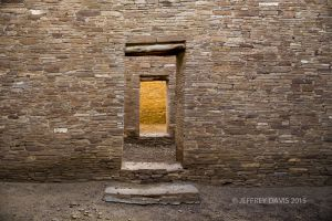 INNER GLOW, CHACO CANYON RUINS, NEW MEXICO, 2014, SERIES A