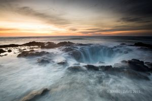 PASSAGE TO THE UNDERWORLD, THOR'S WELL, OREGON