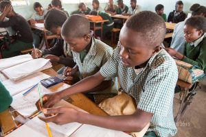 MATH BY HAND AND CALCULATOR, HOPE COMMUNITY SCHOOL, NDOLA, ZAMBIA
