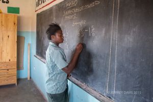 MATH IN MOTION, HOPE COMMUNITY SCHOOL, NDOLA, ZAMBIA
