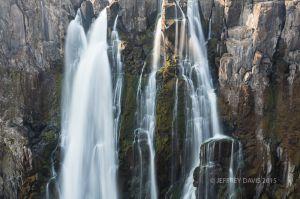 SOFT FLOW, VICTORIA FALLS, ZAMBIA