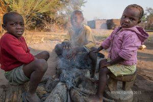 EARLY MORNING WARMTH, SIANKABA, ZAMBIA