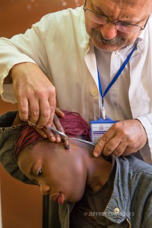 DR. GORAN JOVIC AND , UNIVERSITY TEACHING HOSPITAL, ZAMBIA