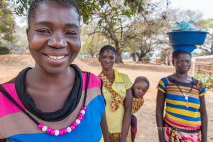 ARRIVAL, CHITOKOLOKI MISSION HOSPITAL, ZAMBIA