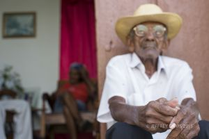 REFLECTIONS, MANUEL, RETIRED FARMER, TRINIDAD, CUBA