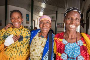 SISTERHOOD, ST. GASPAR HOSPITAL, ITIGI, TANZANIA
